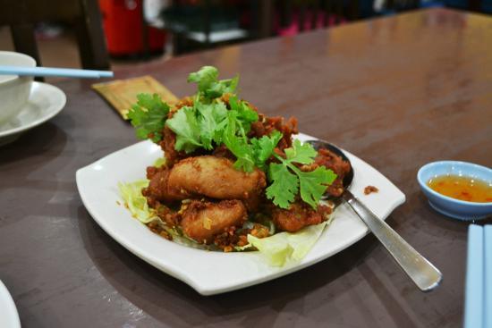 Joe's Kitchen Thai Cuisine: Fried something