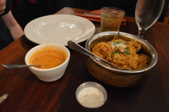 The Clay Pit : Indian food that they serve here