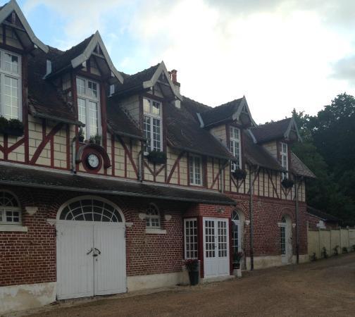 Chambres d'hotes - L'ecurie de Vieux-Moulin