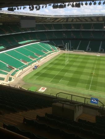 ‪Twickenham Stadium‬