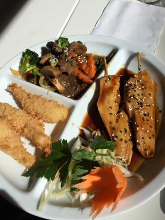 Sushi Yaki: Bentolådan