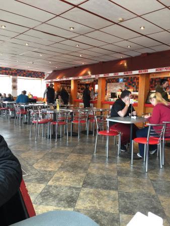 Coasters American Diner