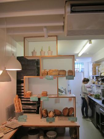 Modern Baker: Breads on the shelf