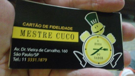 Mestre Cuco Restaurante