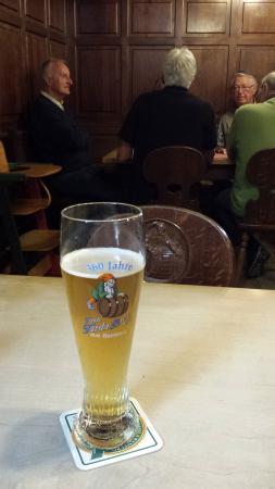 Fassla Brewery: Im Gasthaus
