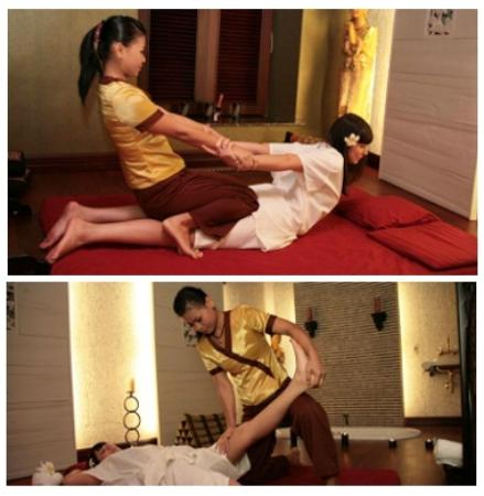 Thai massage Fyn stefan street