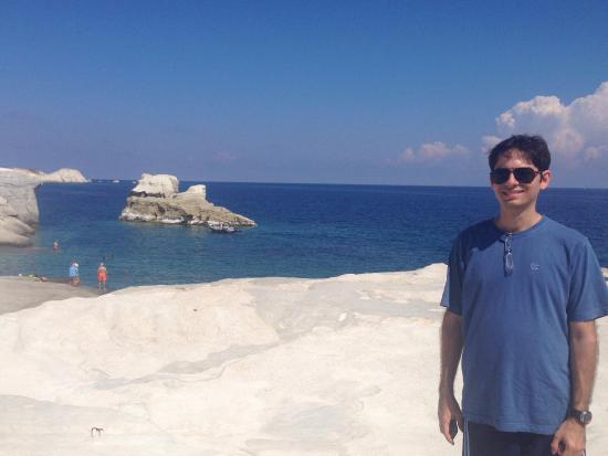 Cover Photo for Amy Coulson's map collection, Milos, Greece