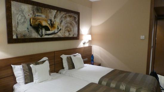 Haston City Hotel: Pokój dwuosobowy by Jarek