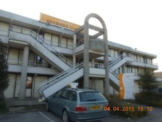 Premiere Classe Dunkerque Est - Armbouts Cappel : Hôtel