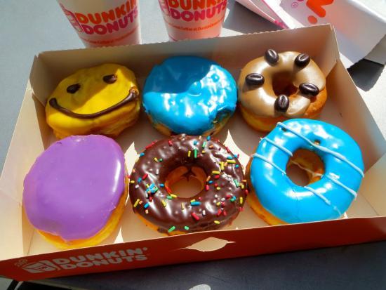 Dunkin Donuts, Berlin - U-Bhf Alexanderplatz, Mitte - Restaurant ...
