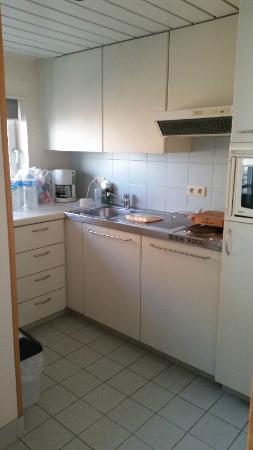 De Kinkhoorn : kitchenette