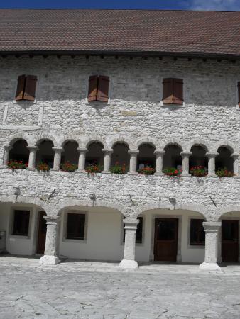 Barcis, Italia: Palazzo Centi