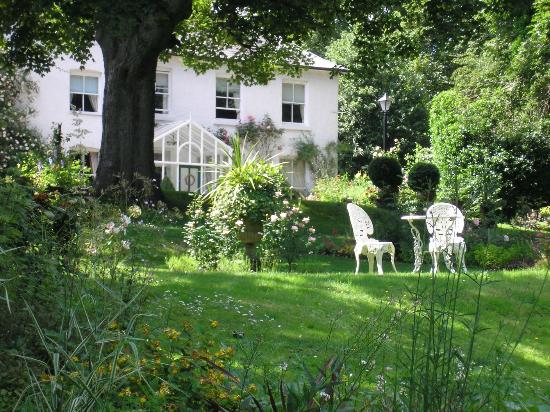 The Old Rectory of St James: Gardens