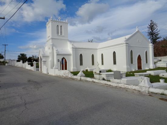 St. Anne's Church: St. Anne's Anglican Church, Southampton, Bermuda