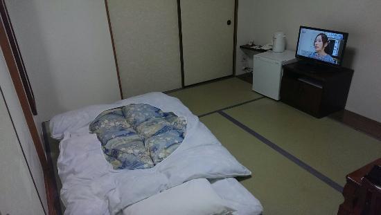 Escale Kobe : 和室