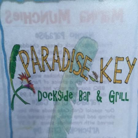 Rockport, TX: Paradise Key Dockside Bar & Grill