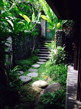 Blissful retreat