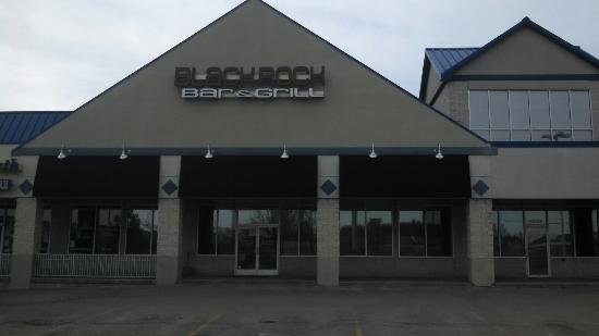 black rock bar and grill