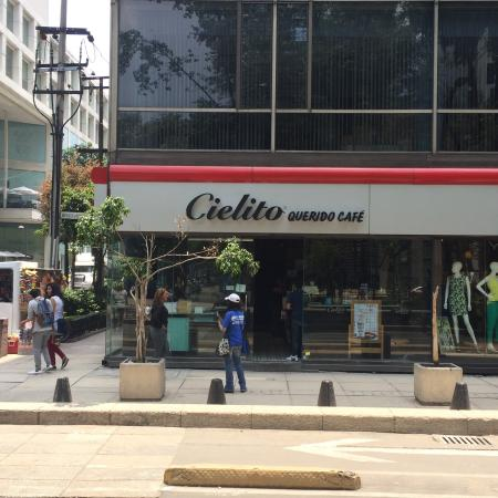 Photo of Cafe Cielito Querido Cafe at Esq. Con Havre Avenida Paseo De La Reforma 234, Mexico City 06600, Mexico