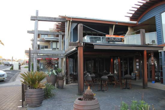 The Vista: Restaurant