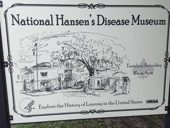 National Hansen's Disease Museum