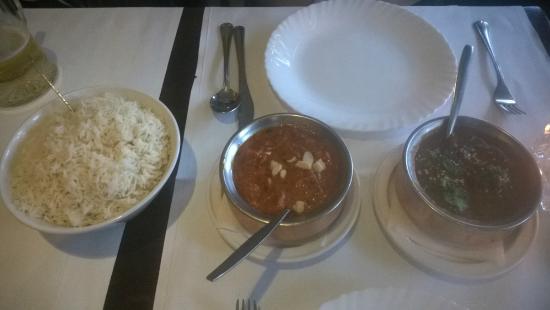 Moti Mahal: Butter Chicken / Lamb Madras