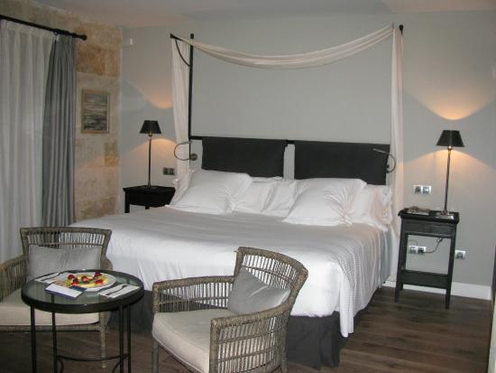 Grand Hotel Don Gregorio: ベッドルーム