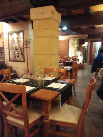 Bar Restaurante Munto : El restaurante es muy agradable