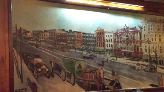 Danny Sheehan's Steak House: Downtown Lockport Long Ago