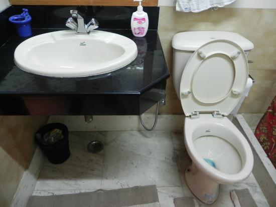 Serene Delhi: Bathroom