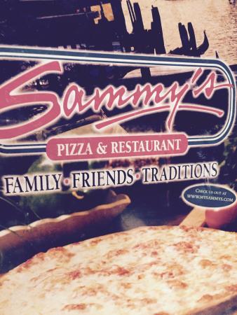 Sammy's Pizza & Restaurant : Lunch buffet is great.