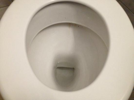 Hotel Montree: Toilette im 2. Zimmer