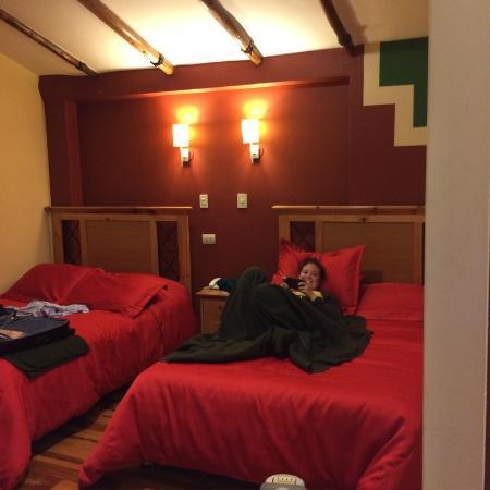 Anden Inca Hotel: My room