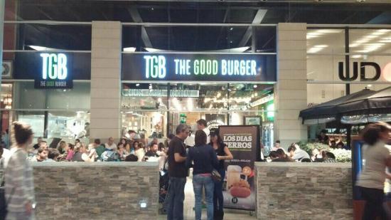 TGB The Good Burguer