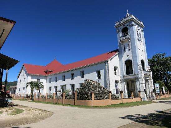 Анда, Филиппины: Kirche
