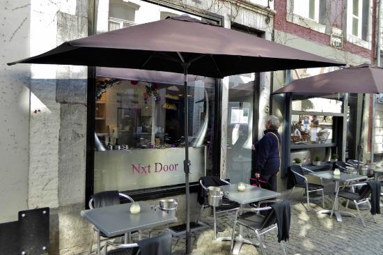 Es heißt Nxt Door - ohne Beluga & Es heißt Nxt Door - ohne Beluga - Picture of Nxt Door Maastricht ...