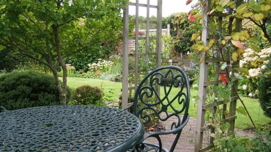 Woodstock Guest House: Back garden