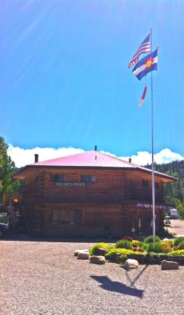 Dolores River Campground and Cabins: Headquarters