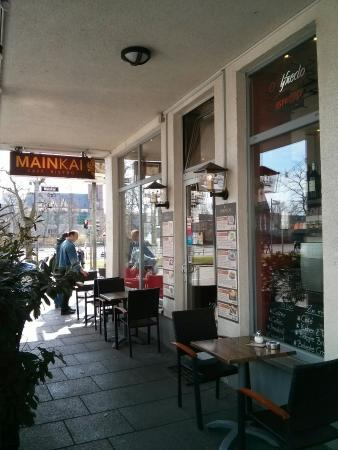 Mainkai Cafe Brunch