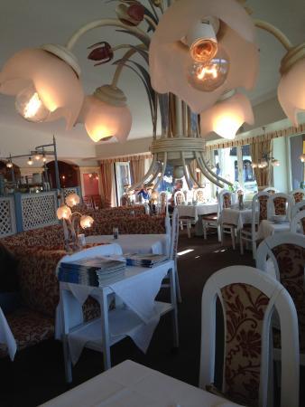 Treff Alpenhotel Kronprinz Berchtesgaden: Ресторан