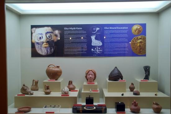 Amasya Museum of Archeology - Amasya Arkeoloji Müzesi ...