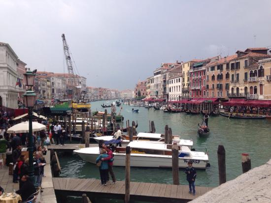 Photo of Outdoors and Recreation Gondole on the Grand Canal at Venice, Italy