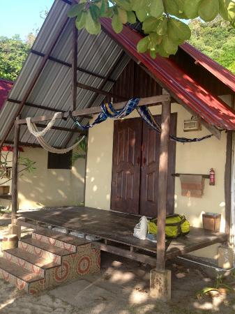 Manana Borneo Resort: Beach cabin