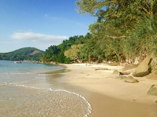 Manana Borneo Resort: Beach