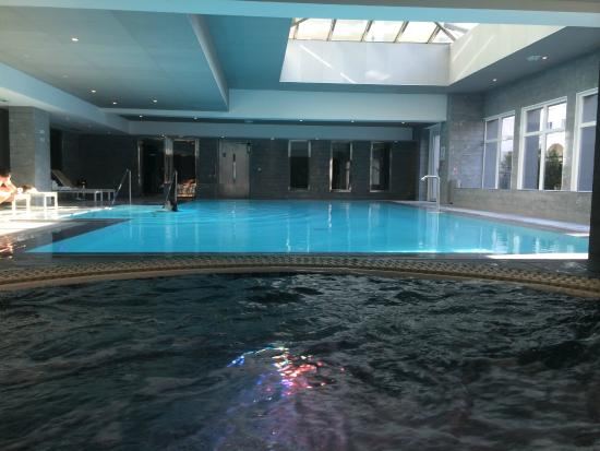 Chessy, Francia: Spa pool/jacuzzi