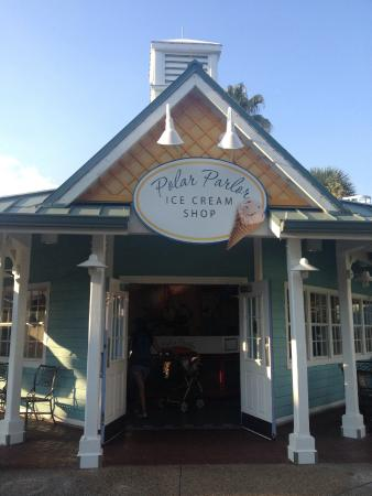 Polar Parlor Ice Cream