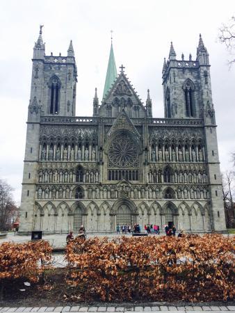 Trondheim, Norwegen: Nidarosdomen