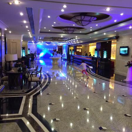Agile Hotel: Reception