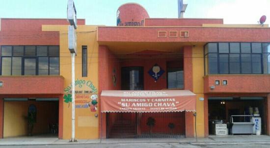 Restaurante Su Amigo Chava