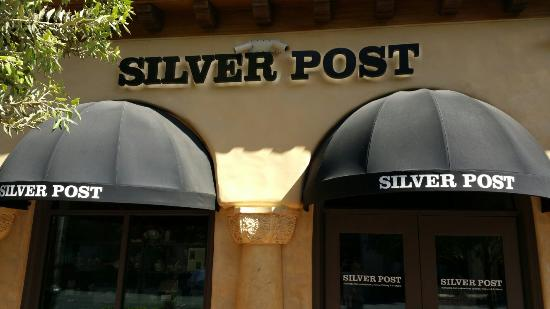 Silver Post